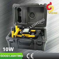 10W Led Rechargeable Light Garage Tool