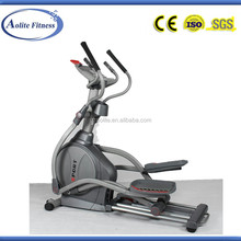 commercial cross trainer / magnetic elliptical trainer / gym bike machine