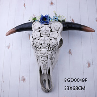 2017 New Faux Taxidermy Long Horns