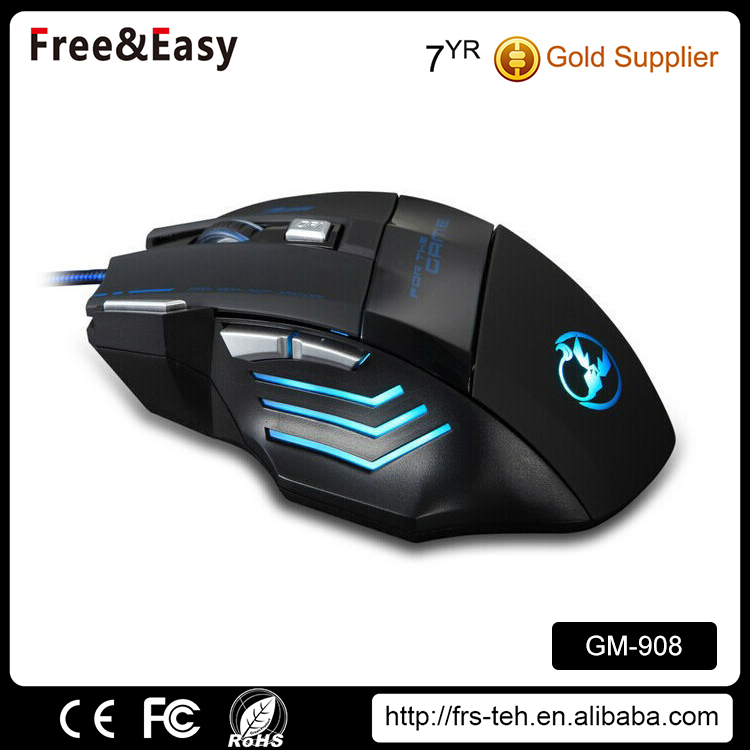 Optical Computer wired or wireless mouse for gaming