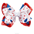 Baby Boutique Girls 4th Of July Bows BH2034