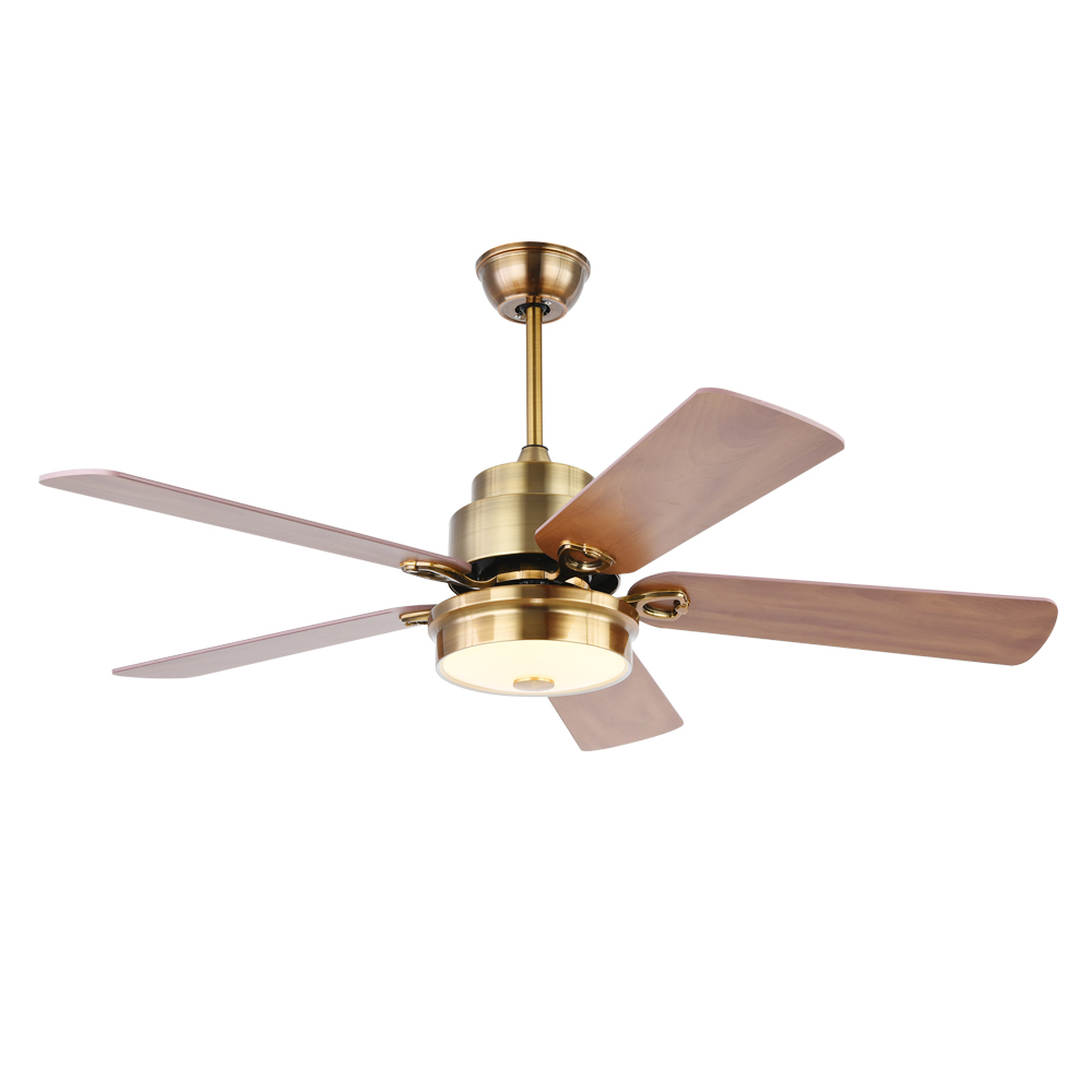 High quality home decorative <strong>modern</strong> luxury design 52inch ceiling fan Chandeliers