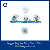 Factory customized silicone anti dust ear cap