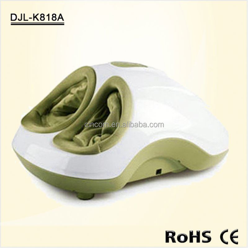 Air Pressure Electric Shock Foot Massage K818A