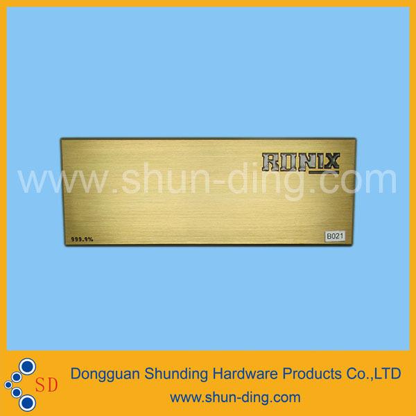 Dongguan Cheap Custom Metal Business Card Buy Business