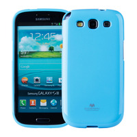Android Mobile Phone Case for Samsung i9300/S3, Goospery TPU Jelly Case For s3