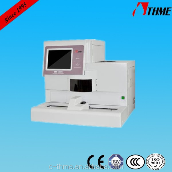 CE/ISO Fully Automated Urine Strip Analyzer UDC-2020Q Urine Test Strip Color Chart