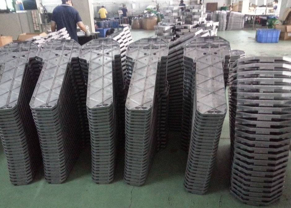 multicavity die casting lighting parts,south china die cast factory,custom die cast aluminum fittings