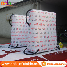 Custom made replica bag inflatable bag model for advertising