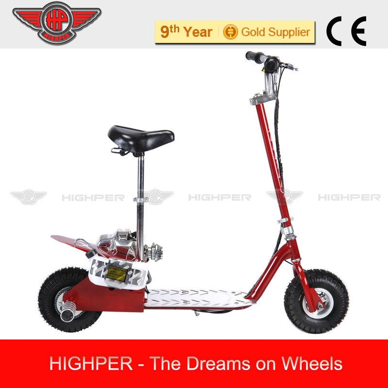 2 Wheel 49CC Gas Scooter For Kids