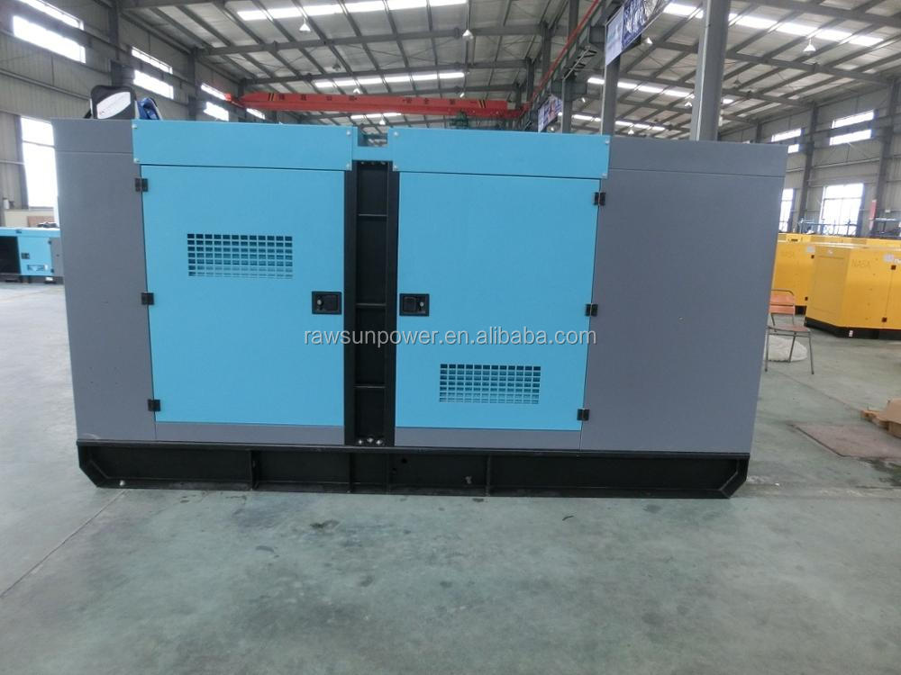 China Lovol 1004TG Engine 56kw 75kva Diesel Generator Set with Price