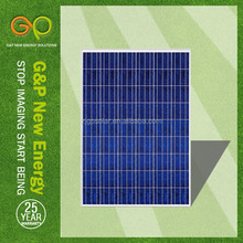 15 MW 180W solar panel with Grade A solar cell with low price
