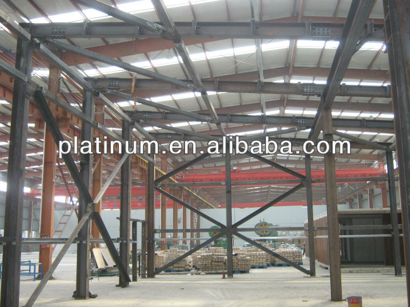 Prefabricated Steel Framing Structure