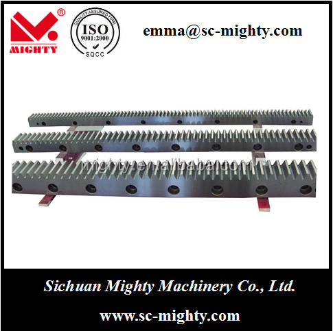 All kinds of cnc and aluminum Stainless steel Gear Racks