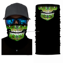 Multifunctional Seamless Skull Tube Bandana Neck Warmer