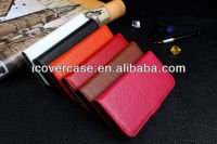 genuine leather case for iphone 5 5s,For iPhone 5 5s wallet Mobile phone case