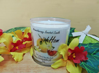 Aroma Candle Used by Soy Wax