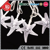 New fancy beautiful led christmas star rope light motif