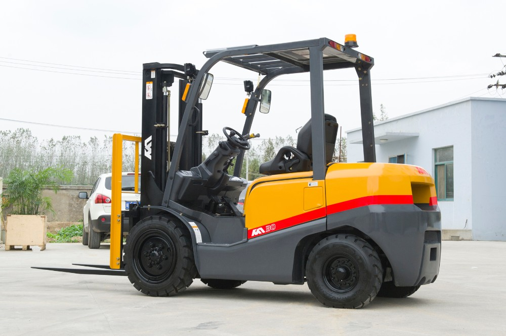 3ton diesel forklift price forklift lifting and moving straps with SHIMADZU pump