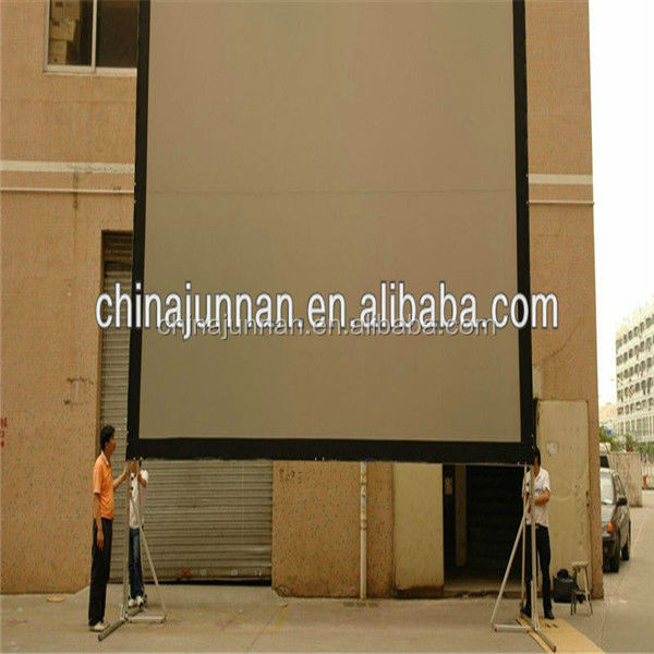 Easy and convience used projector screens sale
