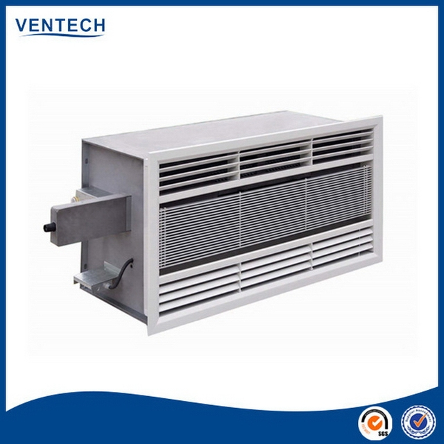 Best price top grade cassette fan coils unit price