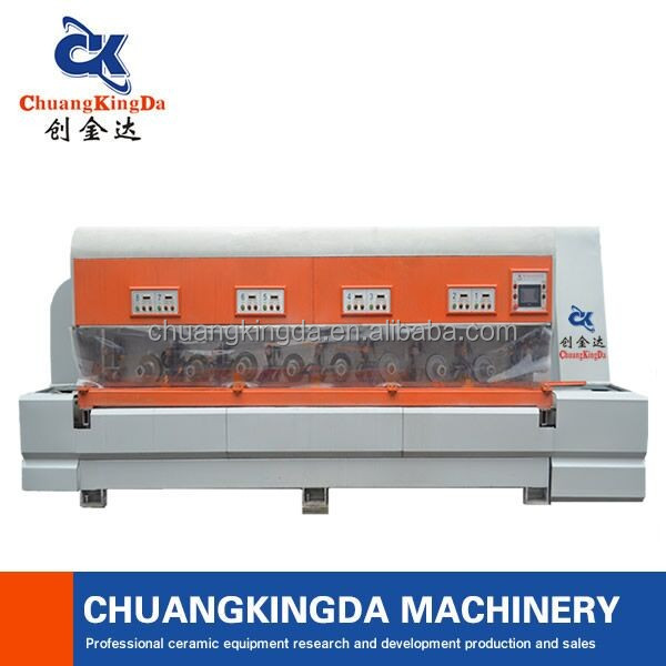 ckd wet type automatic stone grinding machine, marble granite special line polishing machine,natural stone polishing machines