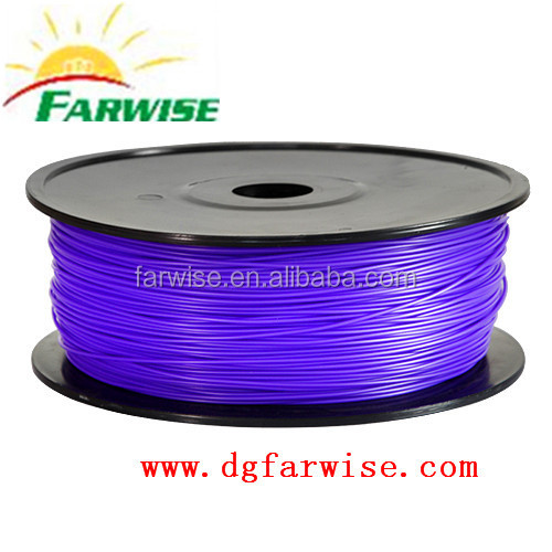1.75mm 3mm abs plastic filament extruder for 3d printing