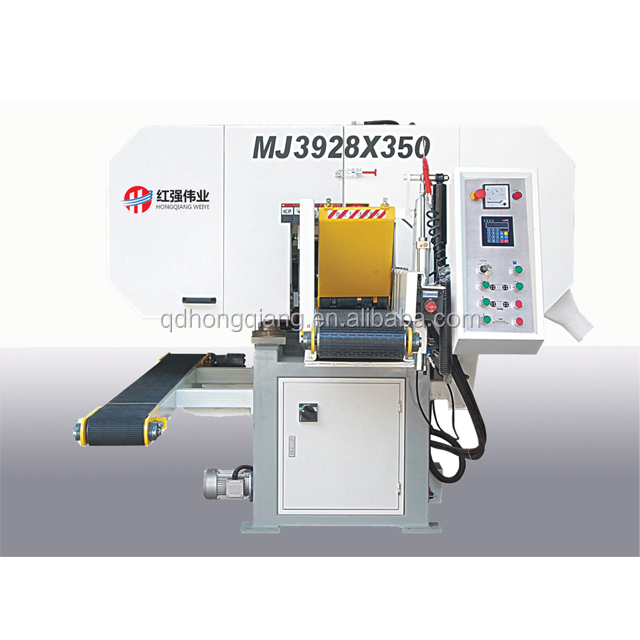 wood band saw/rotating blade band saw machine/horizontal band resaws for sale