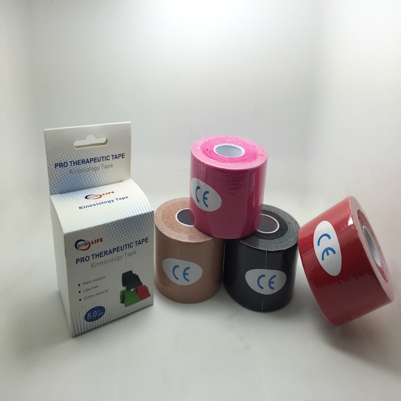 pro kinesiology tape high adhesive