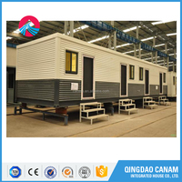 Prefab steel structure house Modular living shipping container House