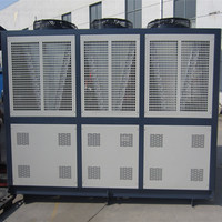 AC-420AD screw air cooled water chiller machine for industry