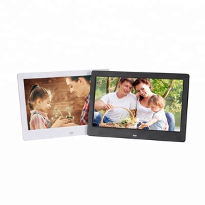 10 Inch Advertising Machine Media Video Player Monitor Remote Control  Photo Digital Frame