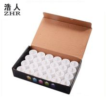 wholesale tea light wax candles restaurant candles in tin unscented colored tea light candles