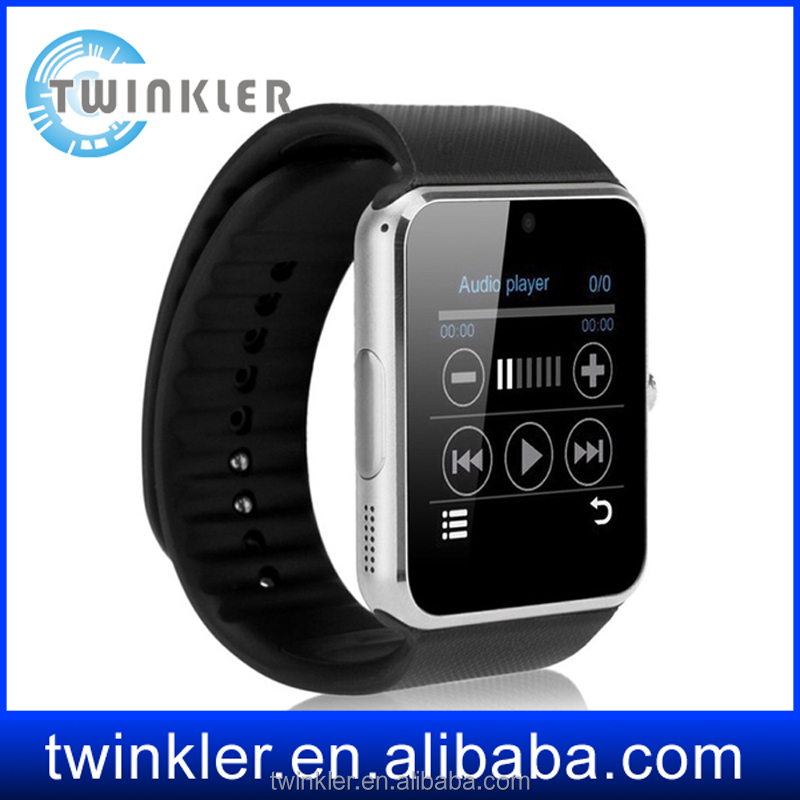 Bluetooth sport Smart Watch GT 08 for iPhone IOS Android Phone Wear Clock Connect Whatch Wearable Device Smartwach
