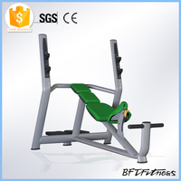 BFT-2028 Commercial gym incline weight bench weight lifting incline press bench