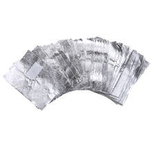 Nail Gel Polish Remover foil Wraps