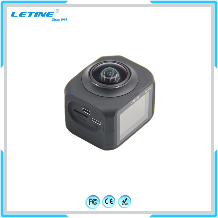 1042P 360 Degree Mini Sports Action Camera 360 Panoramic DV VR WIFI Camera Camcorder