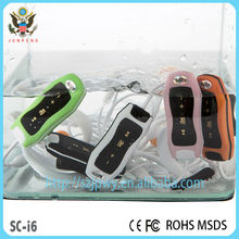 hot selling 4GB 8GB Waterproof MP3 Music Player for Swimming & other Sports