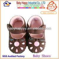 Free sample breathable girl&boy baby summer cotton baby shoes