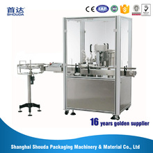 Shanghai manufacture High speed automatic bottle perfume filling machine best price