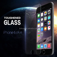 Wholesale price for iphone 6 plus tempered glass screen protector film , for iphone 6s plus tempered glass screen protector