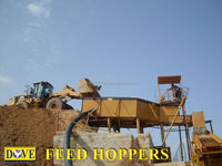 HOPPERS & ORE FEEDING STATIONS