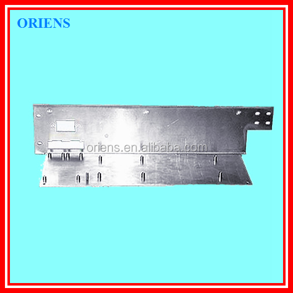 Custom metal stamping electrical panel board chassis parts