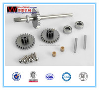 Multifunctional auto motor and wheel gear made by whachinebrothers ltd.