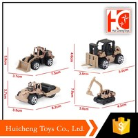 most popular products slide military 1 64 scale diecast car for sale