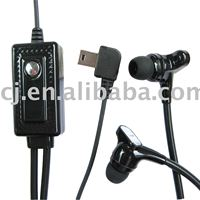 Hollow Tube Headsets For Cell Phone