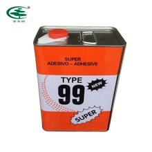 Best quality Contact Adhesive super 99 all purpose contact cement glue with free sample