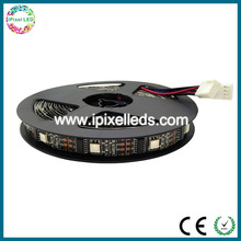 digital RGB LED ws2801 pixel strip 5v black/white PCB