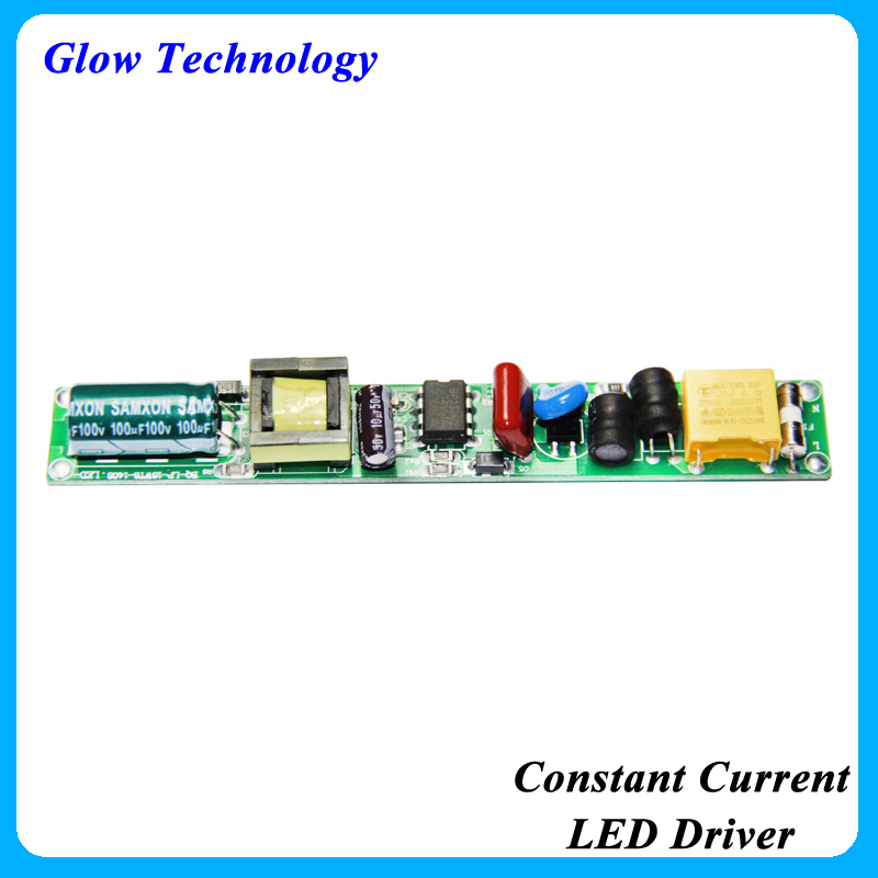 constant current t8 LED tube <strong>driver</strong> 18W 240ma 15w 16w for LED tube light
