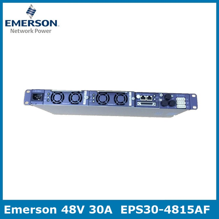EMERSON 220V To 48V 30A Power converter EPS30-4815AF for C300 C320 C220 MA5600T MA560T MA5683T MA5608T AN5516 OLT Power supply